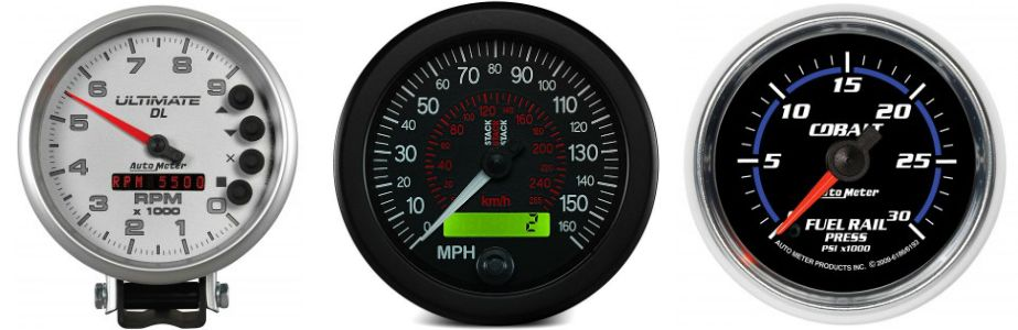 Custom Gauges & Gauge Faces To Personalize Your Dash - Review