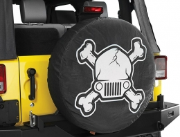 Fabric Tire Cover