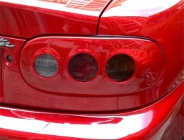 Colored Tail Lights Covers