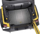 Custom Bestop Cargo Liner, Rear