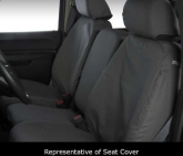 Custom Seat Covers SSC3380CAGY fits Chevrolet Silverado AND GMC Sierra 2007 2008 2009