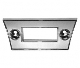 Custom For Chevy Chevelle 1966 Goodmark Radio Bezel