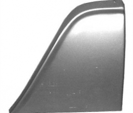 Custom Lower Fender Patch Rear Section for Chevy C10 Panel, C30 Panel, C40, Pickup