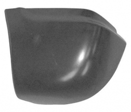 Custom For Chevy Blazer 69-72 Goodmark Front Passenger Side Lower Fender Patch Rear Cup