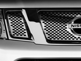 Chrome custom CNC Grilles