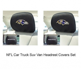 Headrest Covers FanMats  842989024901 Manufacturer Online Store