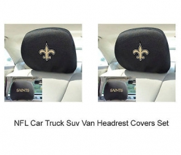 Headrest Covers FanMats  842989025076 Manufacturer Online Store