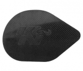 Custom K&N 100-8518 Carbon Fiber Hood Scoop Plug
