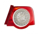 Custom For Volkswagen Passat 06-10 Hella Passenger Side Outer Replacement Tail Light