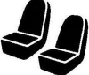 Fia 057001436635 Leather Seat Covers best price