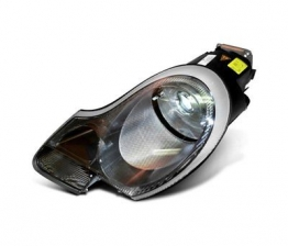 Custom Porsche Boxster 1999-2004 Hella 010054031 Driver Side Replacement Headlight
