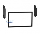 Custom Car Radio Stereo 2 Din Dash Kit Trim Panel for 1993-2004 Mercury Nissan