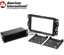 Custom American International GMK403 Dual Din Kit For 2013-14 GMC Arcadia