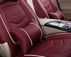 Real Leather Seat Covers