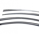 Custom Putco 480014 Chrome Element Window Visor Set